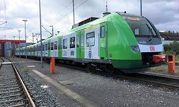 S-Bahn 422 - Rhein-Ruhr